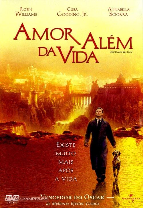 What Dreams May Come - Brazilian Movie Cover