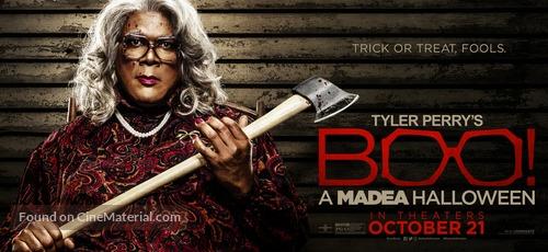 Boo! A Madea Halloween - Movie Poster