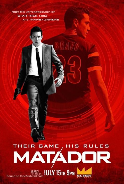 """Matador"" - Movie Poster"