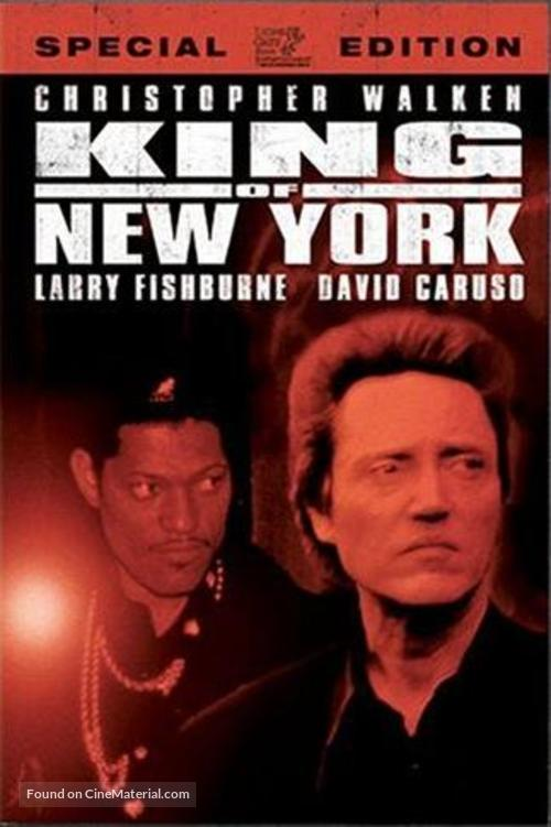 King of New York - Movie Cover