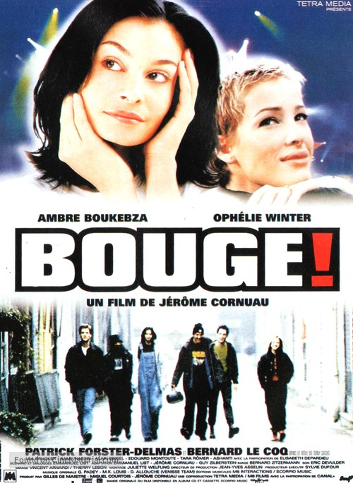 Bouge! - French Movie Poster