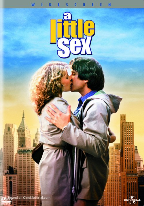 A Little Sex - DVD movie cover
