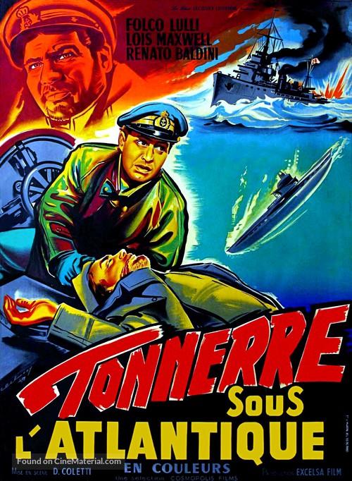 La grande speranza - French Movie Poster