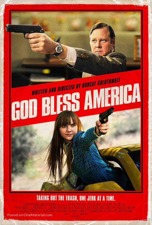 God Bless America - Movie Poster