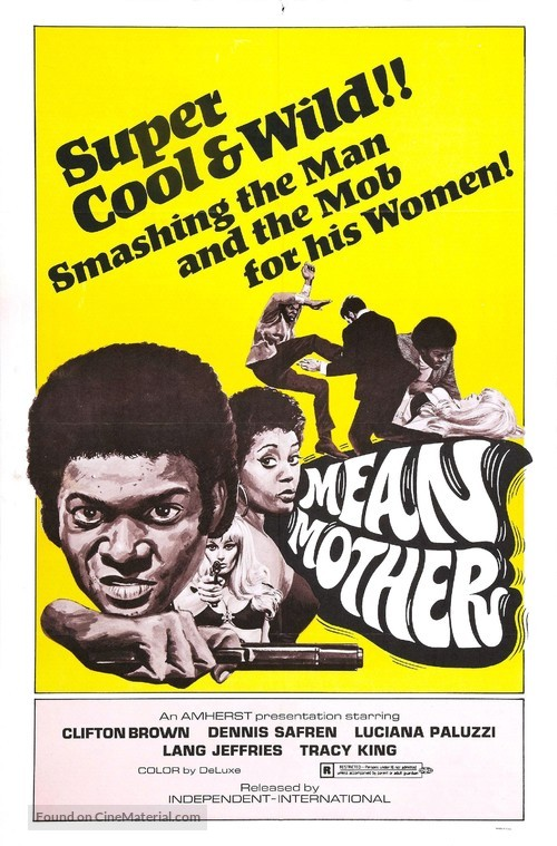 Mean Mother - Movie Poster