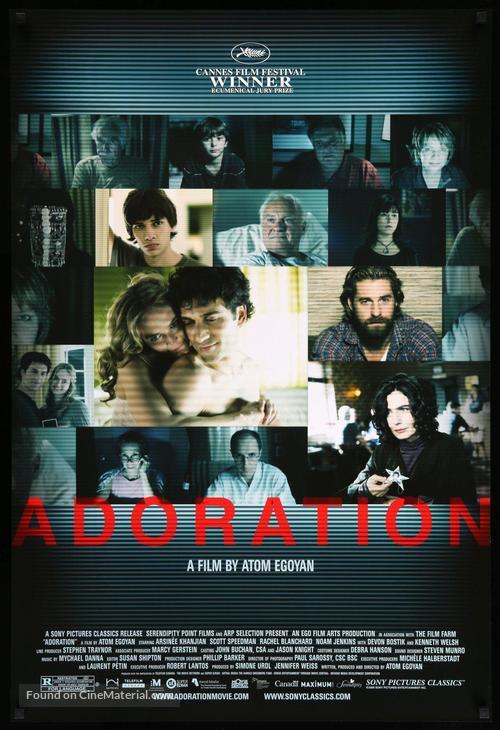 Adoration - Movie Poster