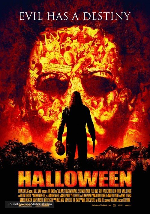 Halloween - Movie Poster