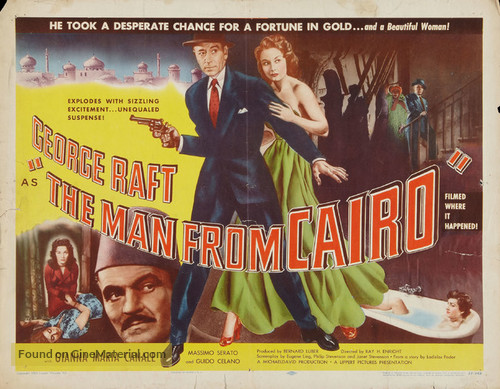 Dramma nella Kasbah - Movie Poster
