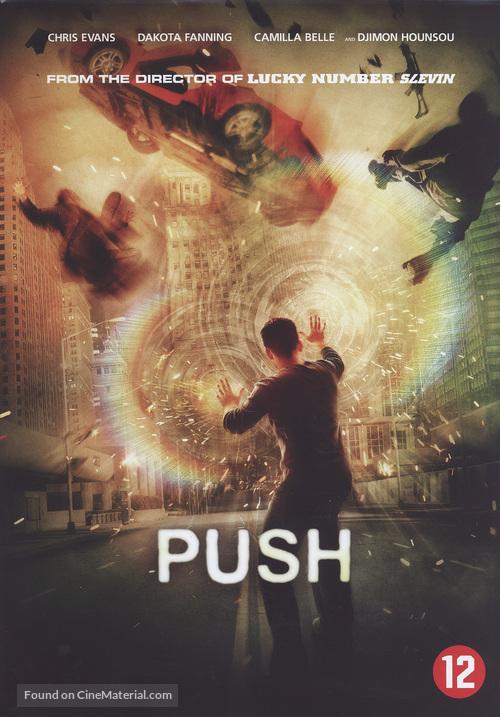 Push - Dutch Movie Cover