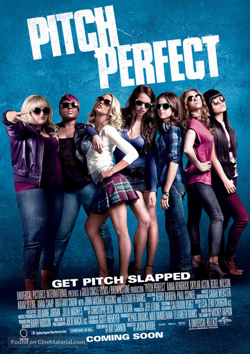 Pitch Perfect - Movie Poster