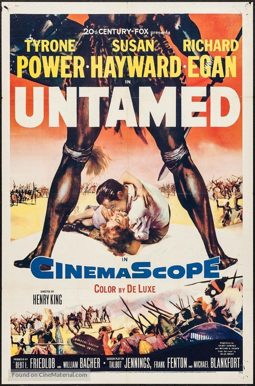 Untamed - Movie Poster