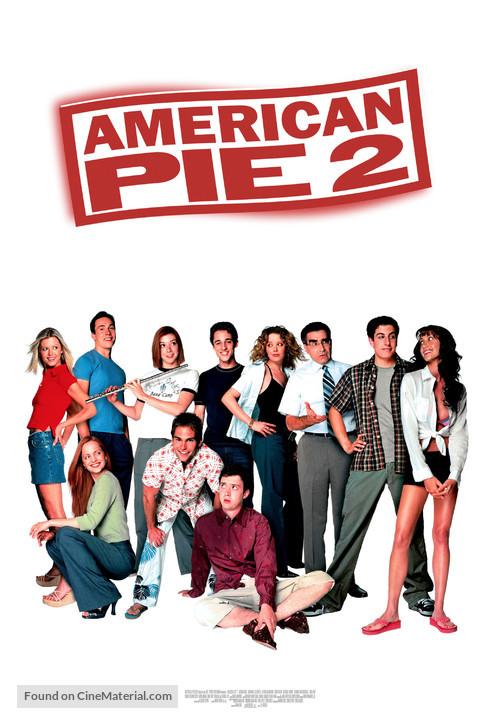 American Pie 2 - German Movie Poster