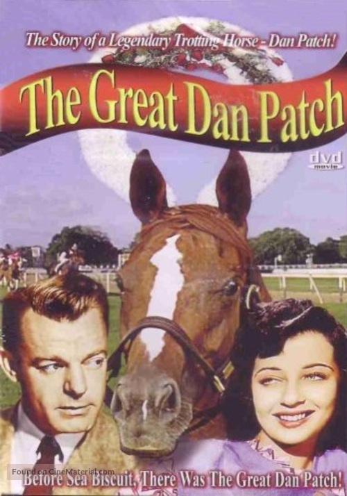 The Great Dan Patch - Movie Cover