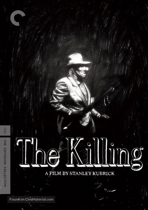 The Killing - DVD movie cover