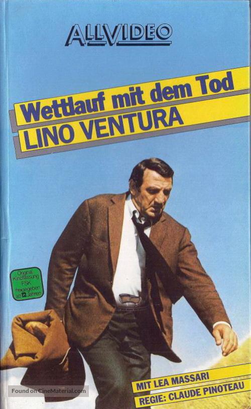 Le silencieux - German Movie Cover