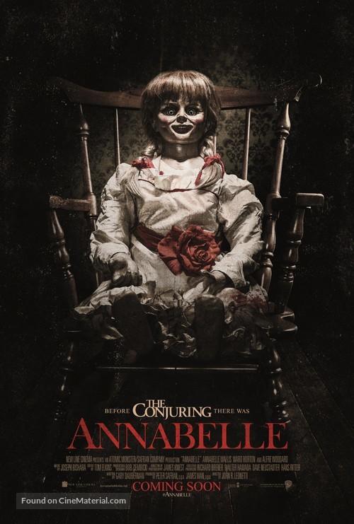 Annabelle - Movie Poster