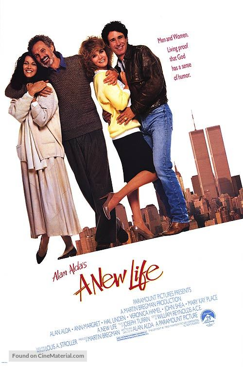 A New Life - Movie Poster