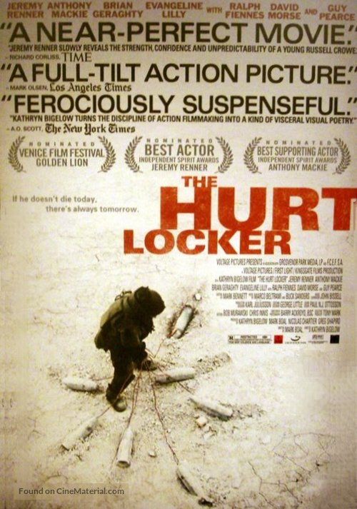The Hurt Locker - Movie Poster