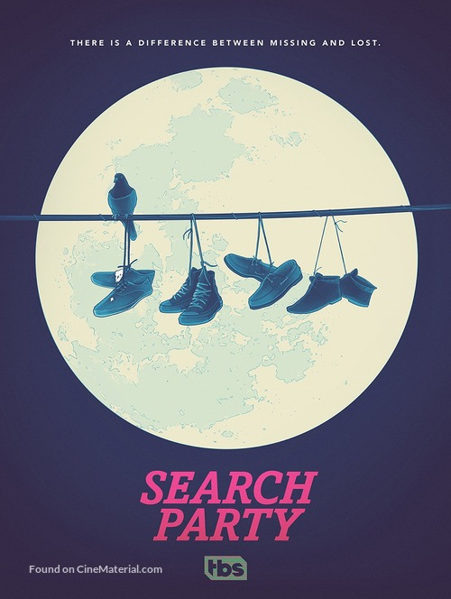 """""""Search Party"""" - Movie Poster"""