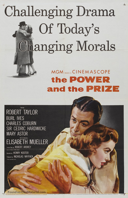 The Power and the Prize - Movie Poster