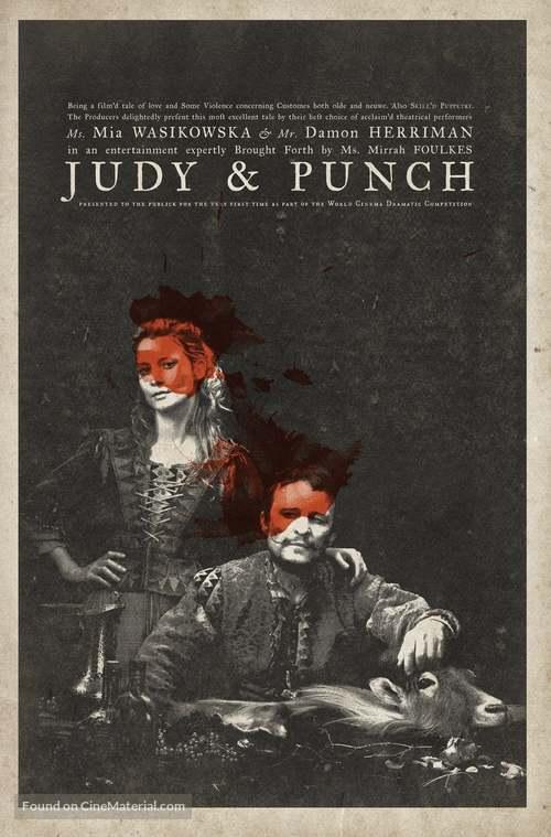 Judy & Punch - Australian Movie Poster