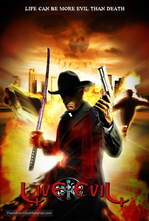 Live Evil - Movie Cover