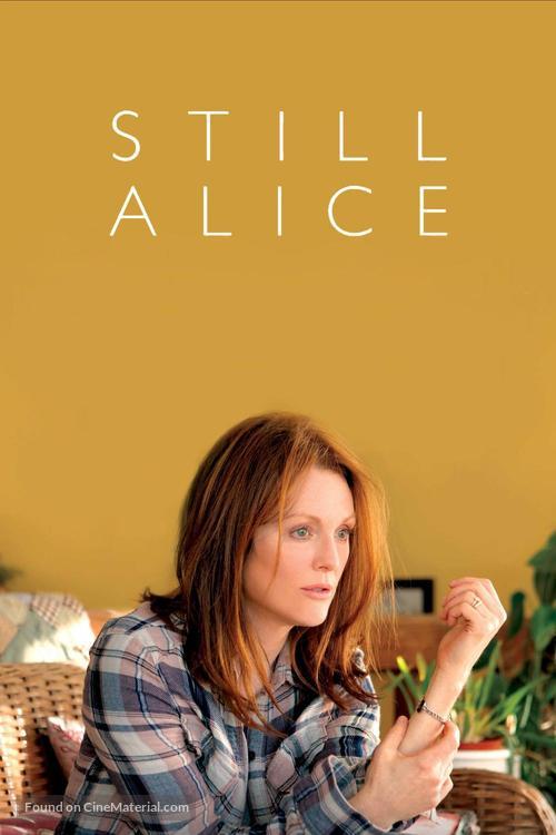 Still Alice - Movie Poster