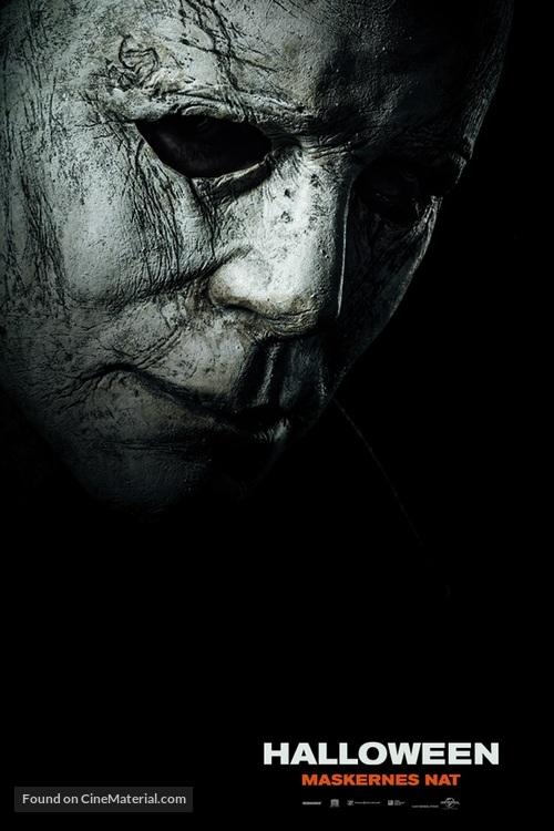 Halloween - Danish Movie Poster