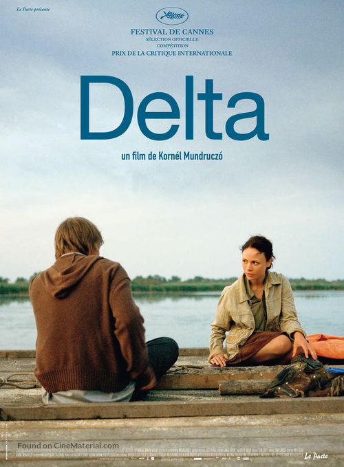 Delta - French Movie Poster