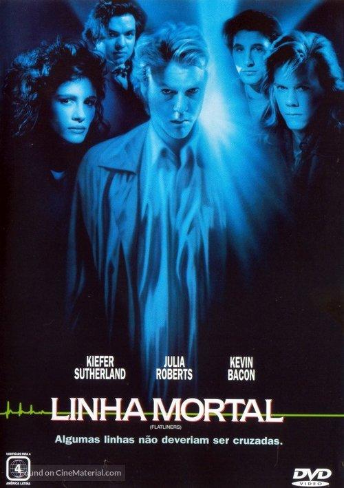 Flatliners - Brazilian Movie Cover
