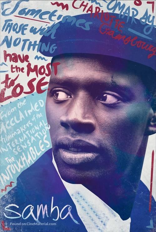 Samba - Movie Poster