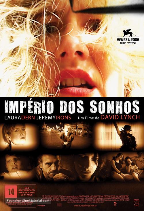 Inland Empire - Brazilian Movie Poster