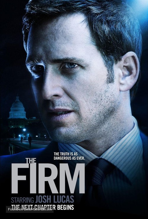 """The Firm"" - Movie Poster"