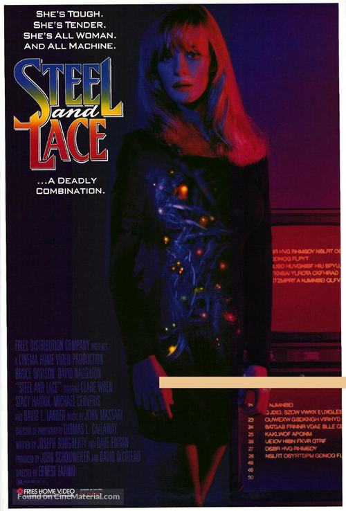 Steel and Lace - Movie Poster