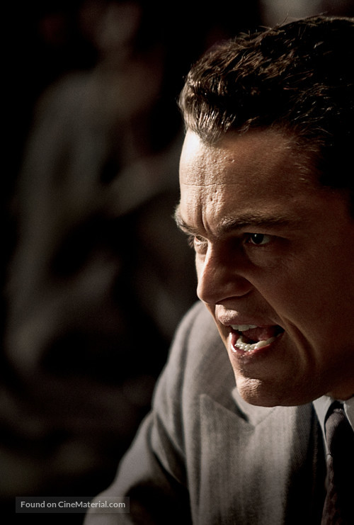J. Edgar - Key art