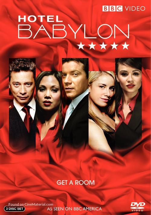 """Hotel Babylon"" - DVD movie cover"