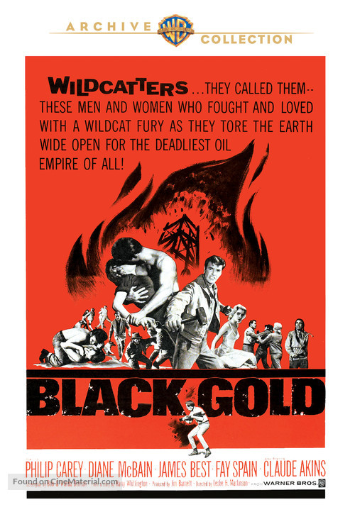 Black Gold - DVD movie cover