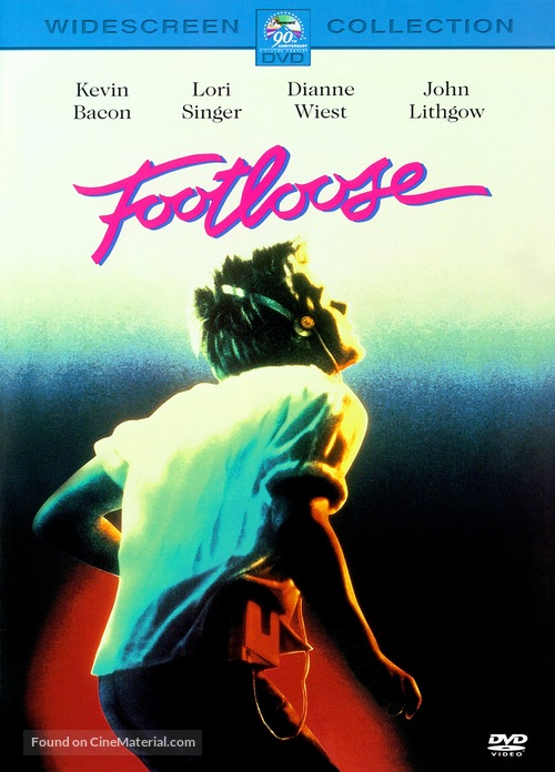 Footloose - DVD movie cover