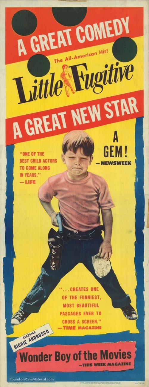 Little Fugitive - Movie Poster