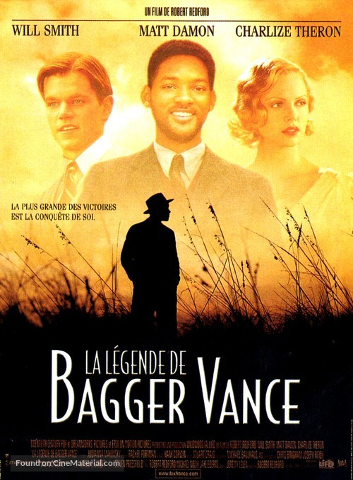 The Legend Of Bagger Vance - French Movie Poster