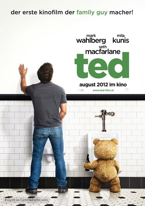 Ted - Austrian Movie Poster
