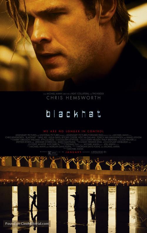 Blackhat - Movie Poster
