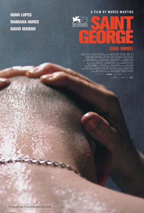 São Jorge - Portuguese Movie Poster