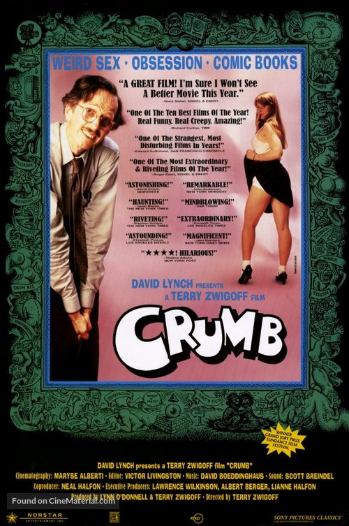 Crumb - Movie Poster
