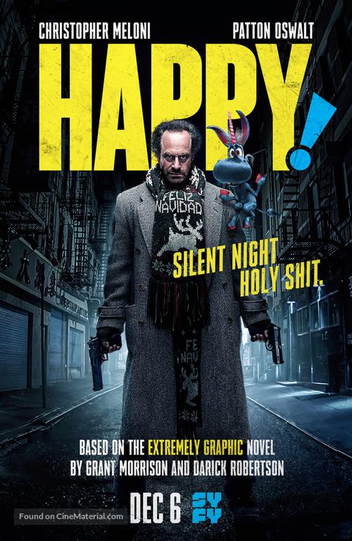 """""""Happy!"""" - Movie Poster"""