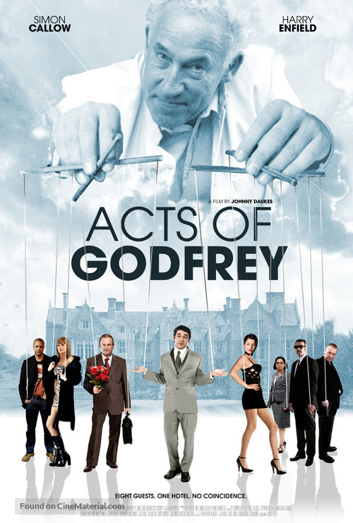 Acts of Godfrey - British Movie Poster