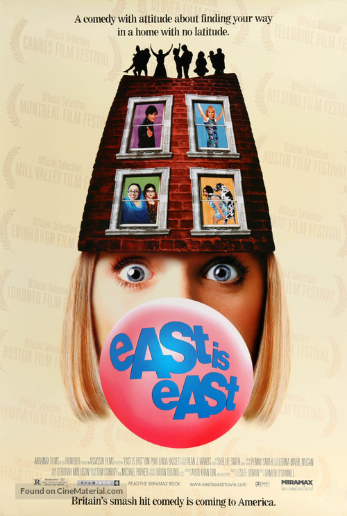 East Is East - Movie Poster