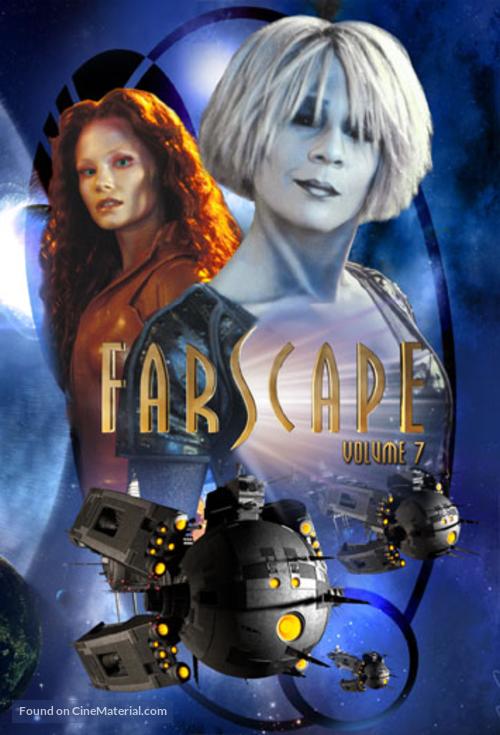 """""""Farscape"""" - DVD movie cover"""