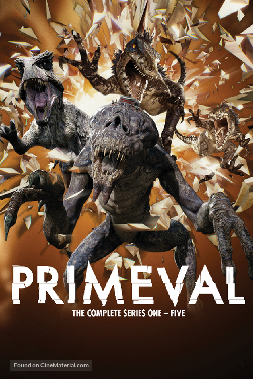 """Primeval"" - Australian Movie Cover"