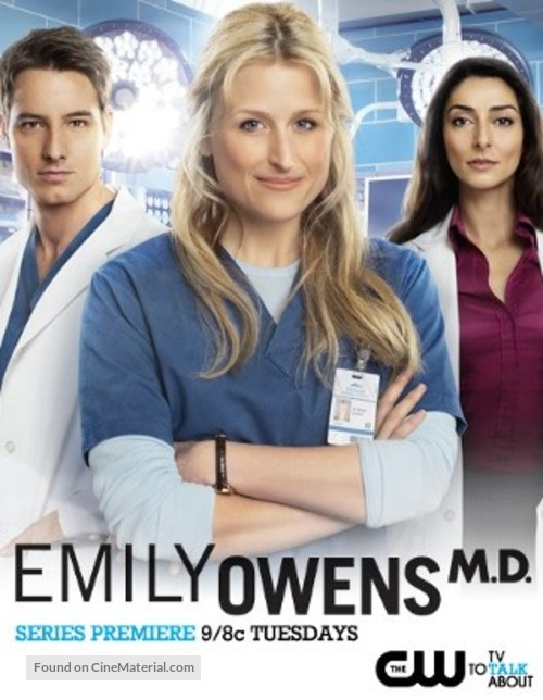 """Emily Owens, M.D."" - Movie Poster"